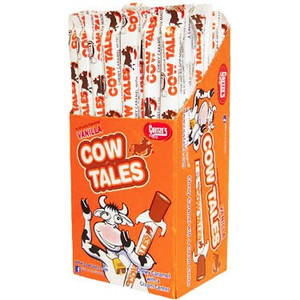 Goetze's Cow Tales, 1.0 oz. Pieces (36 Count)