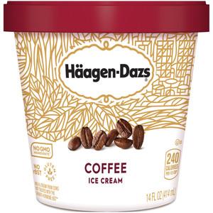 Haagen-Dazs, Coffee Ice Cream, Pint (1 Count)