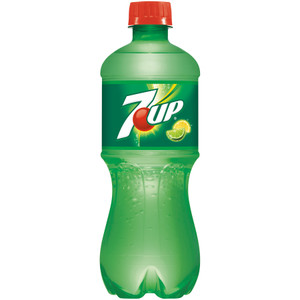 7 UP, 20.0 oz. Bottle (1 Count)