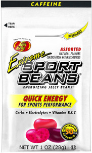 Jelly Belly, Extreme Sport Beans, Assorted - 1.0 oz. (24 Count)