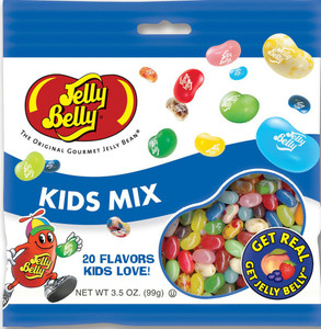 Jelly Belly, Kids Mix, 3.5 oz. Bag (1 Count)