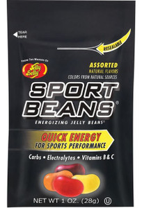 Jelly Belly, Sport Beans, Assorted - 1.0 oz. (24 Count)