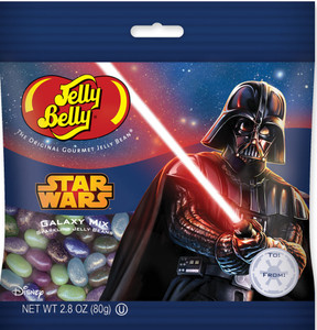 Jelly Belly, Star Wars, 2.8 oz. Bag (1 Count)