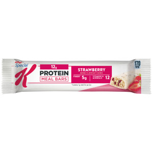 Kellogg's Special K Protein Meal Bar, Strawberry, 1.59 oz. Bar (8 Count)