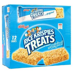 Kellogg's, Rice Krispies Treats, Big Bar, 2.2 oz. Bars (12 Count)