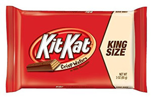 Kit Kat King Size, 3.0 oz. Bar (24 Count)