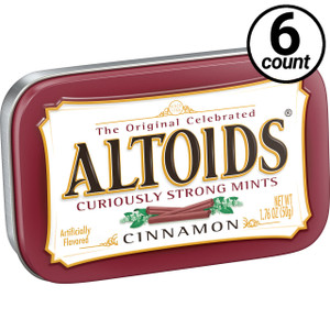 Altoids, Cinnamon, 1.76 oz. Tins (6 Count)