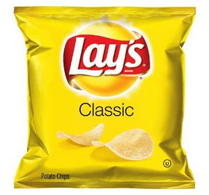Lay's, Classic, 1.5 oz. Bag (1 Count)