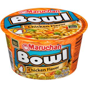 Maruchan, Chicken Bowl, 3.31 oz. Bowl (1 Count)