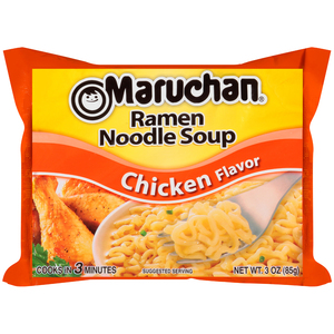 Maruchan, Ramen, Chicken, 3.0 oz. Package (1 Count)