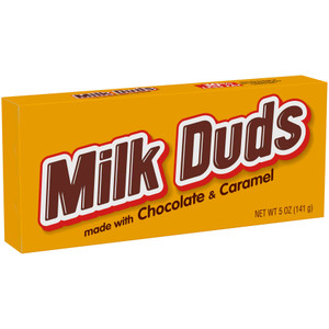 Milk Duds, Theatre Box, 5.0 oz. Box (1 Count)
