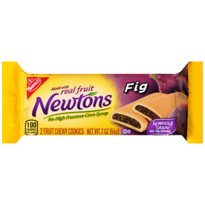 Fig Newton, Chewy Cookies, 2.0 oz. (12 Count)