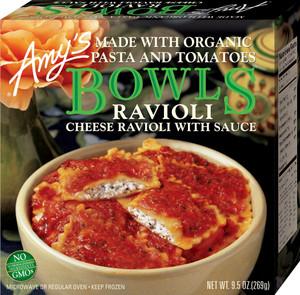 Amy's Kitchen, Ravioli Bowl, 9.5 oz. Entree (1 Count)