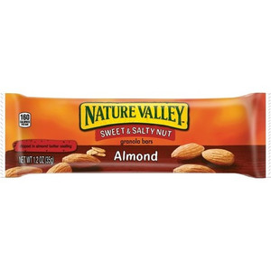 Nature Valley, Sweet & Salty Nut Granola Bar, Almond, 1.2 oz. (16 Count)