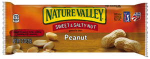 Nature Valley, Sweet & Salty Nut Peanut, 1.2 oz. Pack (1 Count)