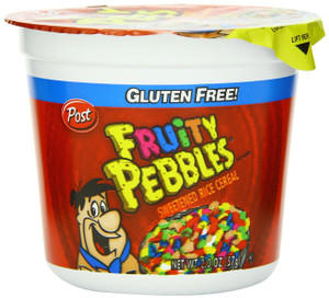 Post, Fruity Pebbles, 2.0 oz. cup (1 Count)
