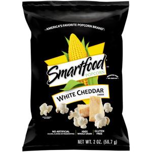 Smartfood, White Cheddar Popcorn, 2.0 oz. BIG Bag (1 Count)