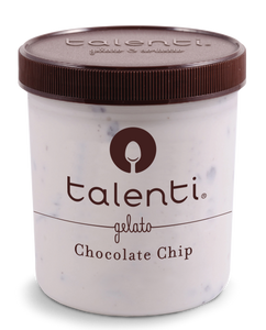 Talenti, Chocolate Chip, Gelato, Pint (1 Count)