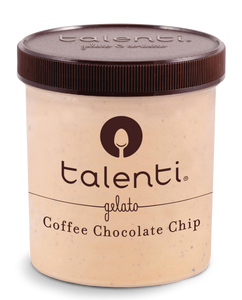 Talenti, Coffee Chocolate Chip, Pint (1 Count)