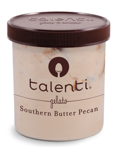 Talenti, Southern Butter Pecan, Pint (1 Count)