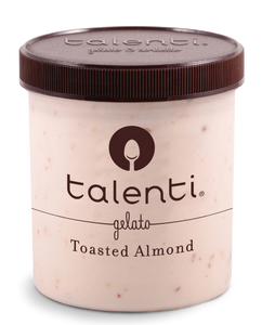 Talenti, Toasted Almond, Gelato, Pint (1 Count)