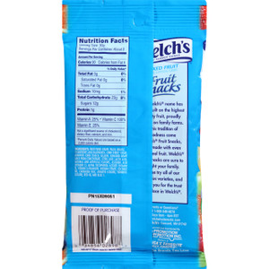Welch's Fruit Snacks, Mixed Fruit, 2.25 oz. Peg Bag (1 Count)