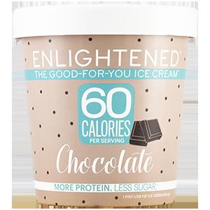 Enlightened, Chocolate Ice Cream, Pint (1 Count)