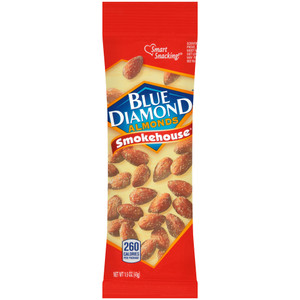 Blue Diamond, Smokehouse Almonds, 1.5 oz. (12 Count)