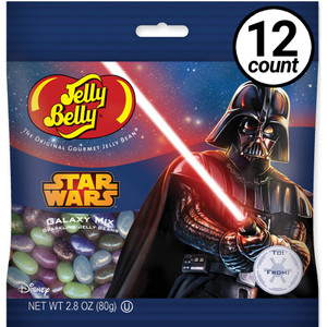 Jelly Belly, Star Wars, 2.8 oz. Bag (12 Count)