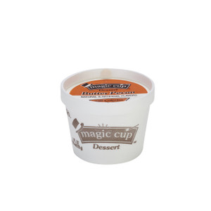 Magic Cup Butter Pecan 48 ct, 4 ounce