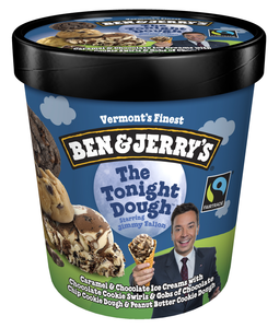 Ben & Jerry's, The Tonight Dough, 1 Pint (1Count)