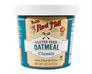 Bob's Red Mill, Classic Oatmeal, 1.81 oz. Cup (1 Count)