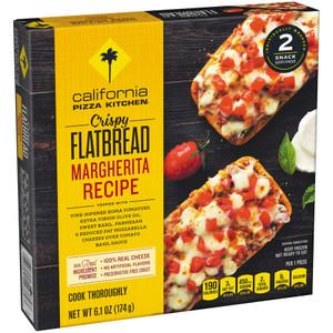 California Pizza Kitchen, Margherita, Crispy Flatbread, 6.1 oz. (1 Count)