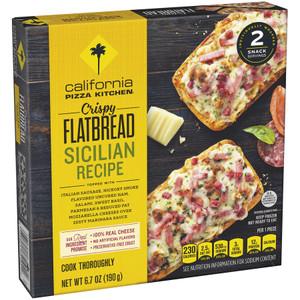 California Pizza Kitchen, Sicilian, Crispy Flatbread, 6.7 oz. (1 Count)