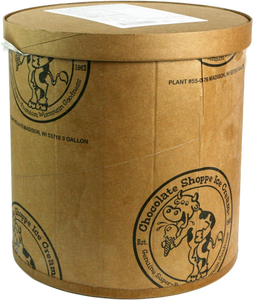 Chocolate Shoppe, Praline Pecan Ice Cream, 3 Gallons (1 Count)