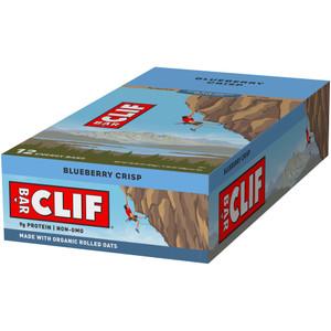CLIF Bar, Blueberry Crisp, 2.4 oz. (12 Count)
