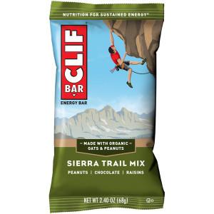 CLIF Bar, Sierra Trail Mix, 2.4 oz. (12 Count)
