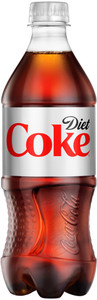Coca Cola, Diet Coke 20.0 oz. Bottle (1 Count)
