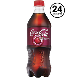 Coca Cola, Cherry Coke 20.0 oz. Bottle (24 Count)