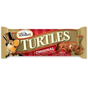 DeMet's Turtles, Original, 1.76 oz. Bar (24 Count)