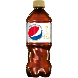 Diet Pepsi caffeine free, 20.0 oz. Bottle (1 Count)