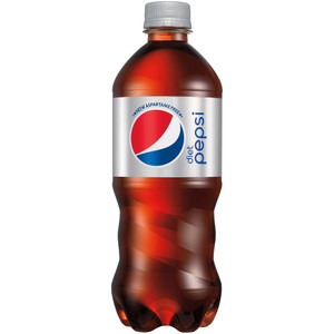 Diet Pepsi, 20.0 oz. Bottle (1 Count)
