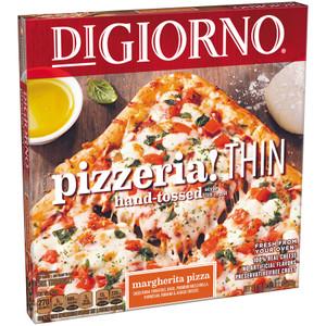 Digiorno, Pizzaria! Thin Crust Margherita, Pizza, 18.0 oz. (1 Count)
