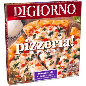 Digiorno, Pizzeria! Tuscan Style Chicken Pizza, 19.3 oz. (1 Count)