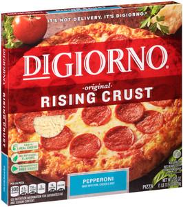 Digiorno, Rising Crust, Pepperoni Pizza, 28.2 oz. (1 Count)