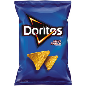 Doritos, Cool Ranch, 2.88 oz. Bag (1 Count)