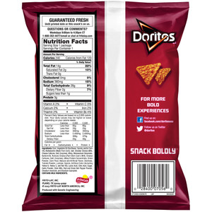 Doritos, Nacho, 1.75 oz. Bag (1 Count)