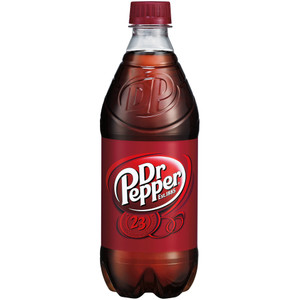 Dr. Pepper, 20.0 oz. Bottle (1 Count)