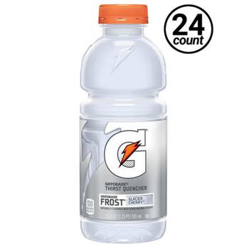 Gatorade, Frost Glacier Cherry, 20.0 oz. Bottle (24 Count)