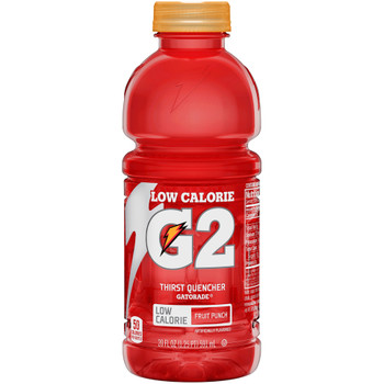 Gatorade, G2 Fruit Punch, 20.0 oz. Bottle (1 Count)